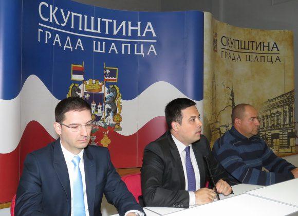 13. седница Скупштине града Шапца