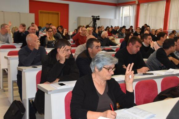 Одржана 26, (хитна) седница Скупштине града Шапца