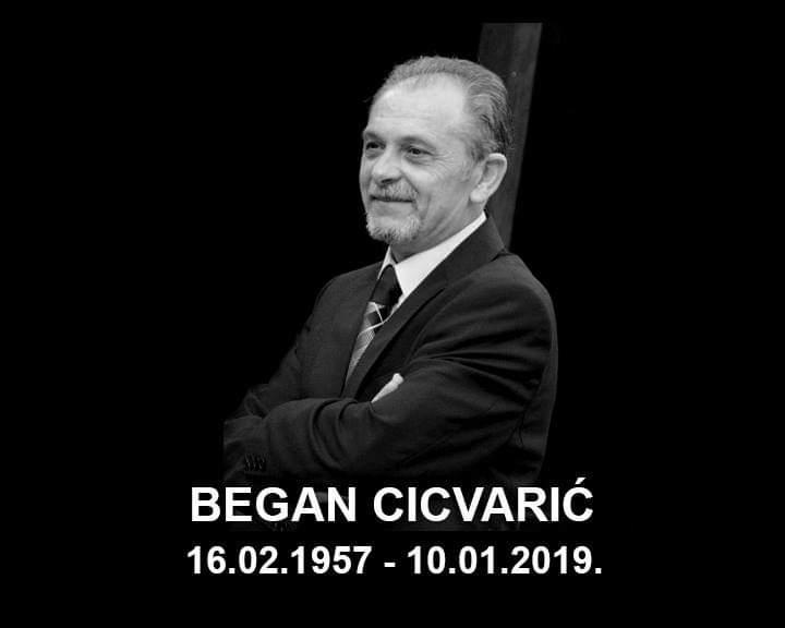 In memoriam – преминуо Беган Цицварић, одборник у Скупштини града Шапца