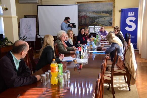 Одржана седница Савета за здравље града Шапца