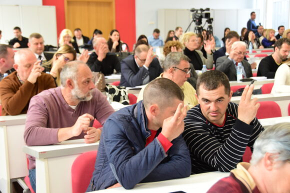 29. седница Скупштине – усвојен Статут града Шапца