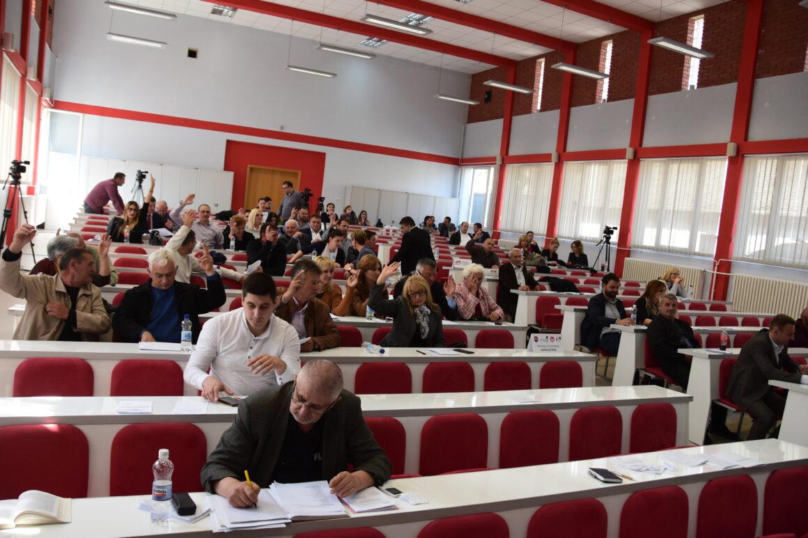 30. седница Скупштине града – усвојен Концесиони акт за обављање градско-приградског превоза