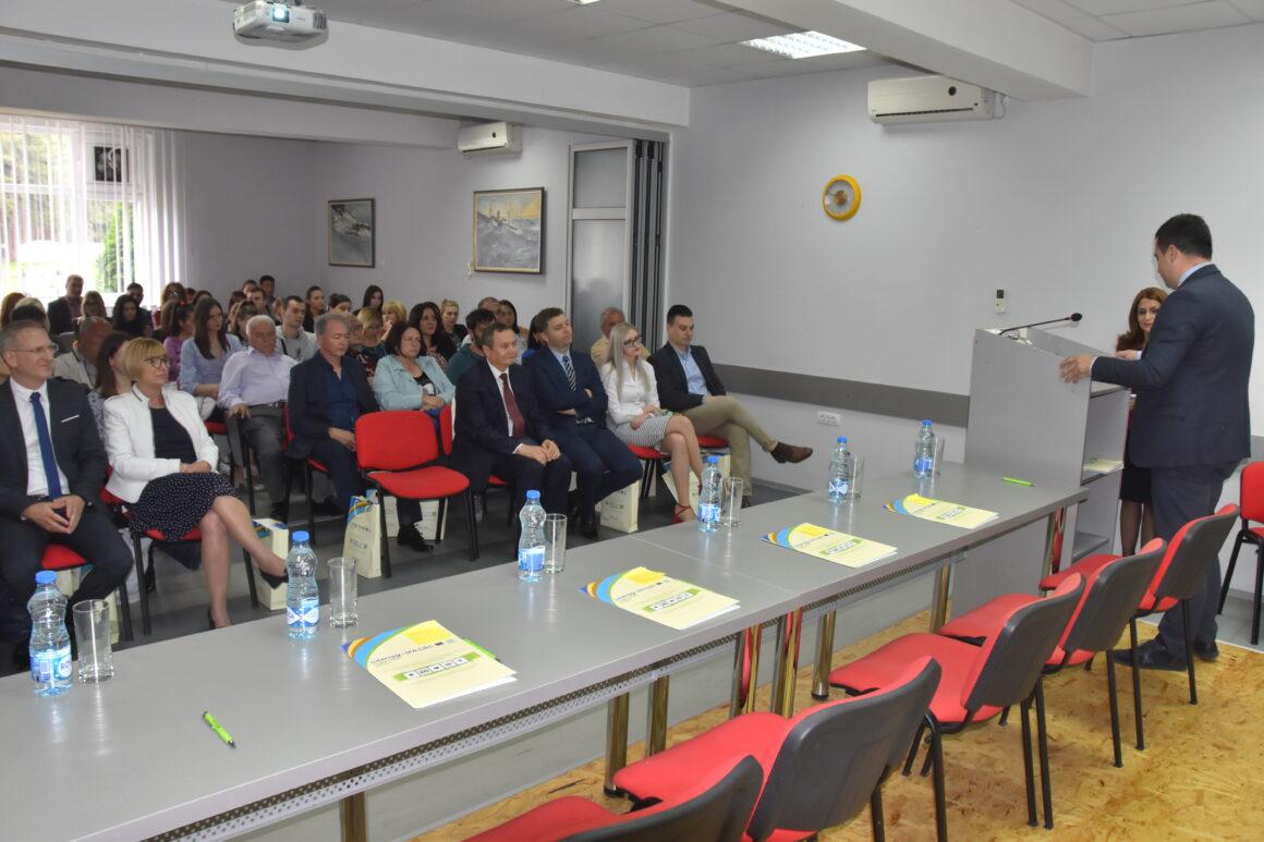 Завршна конференција пројекта  ROSIS4H
