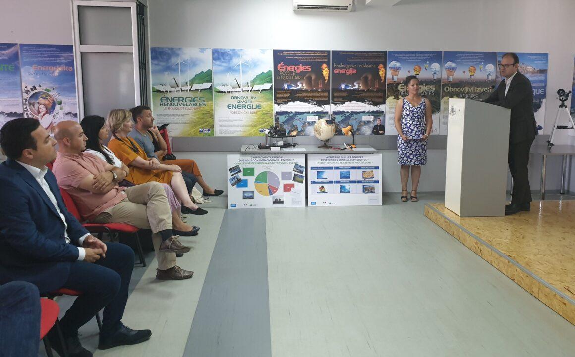 Изложба и предавање на тему обновљивих извора енергије