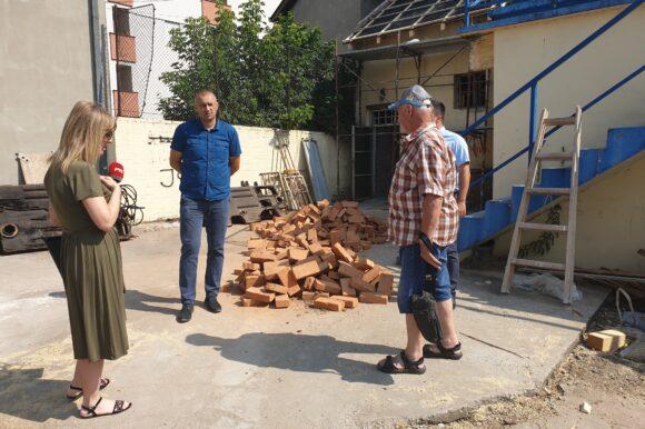Почела реконструкција Соколане