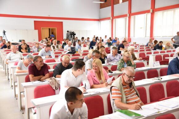 Активности одборника – 34. седница