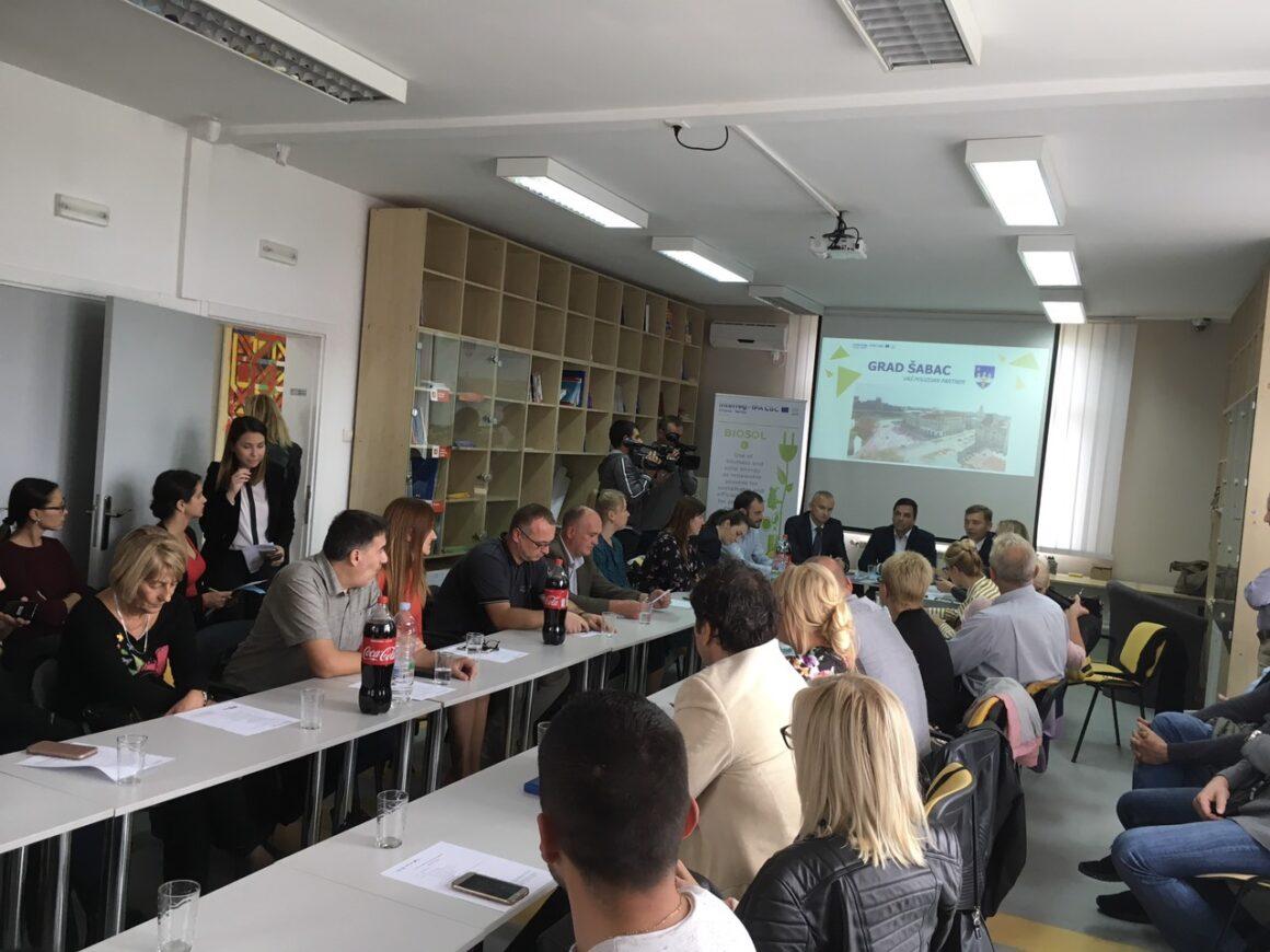 Одржан уводни састанак пројекта БИОСОЛ