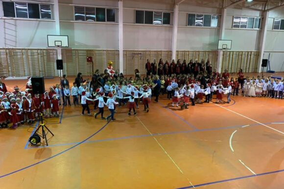 "Хуманитарни концерт Предшколске установе ""Наше дете"""
