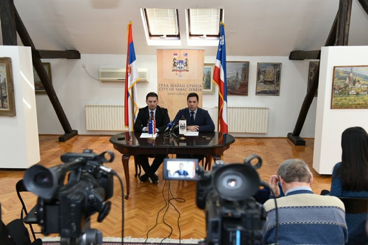 Одржана годишња конференција за новинаре на тему рада Скупштине града Шапца