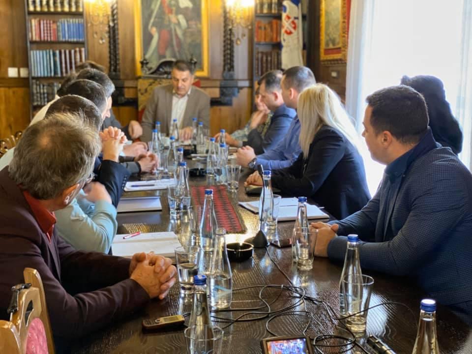 Одржана Прва седница Савета Мачванског управног округа