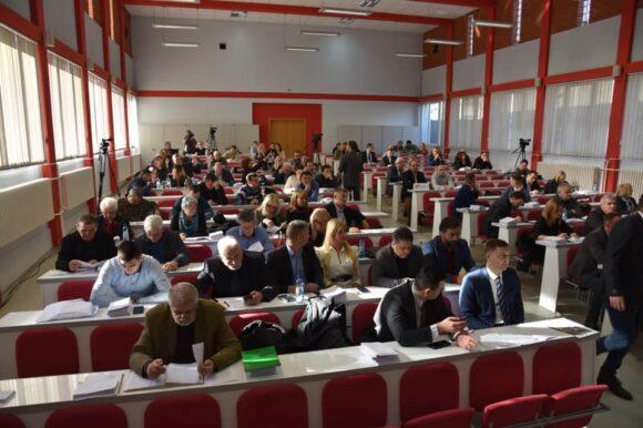 Активности одборника-39. седница