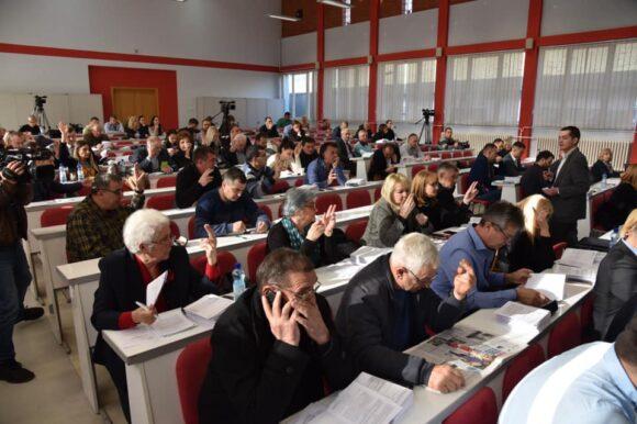 Одржана 39. седница Скупштине града Шапца