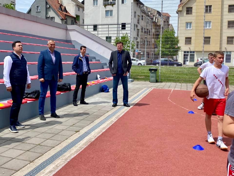 Спортисти се враћају тренинзима