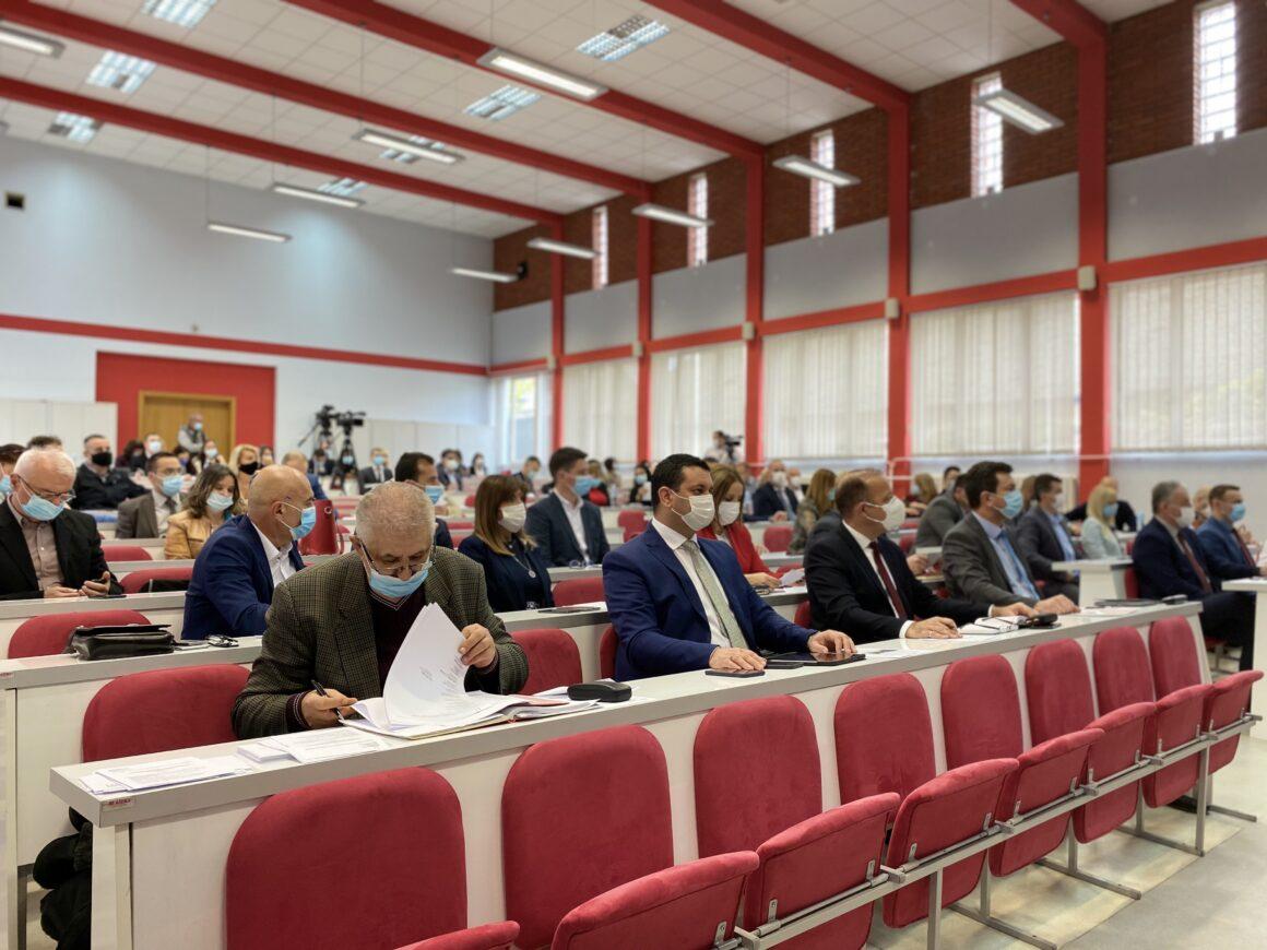 Одржана 2. хитна седница Скупштине града Шапца
