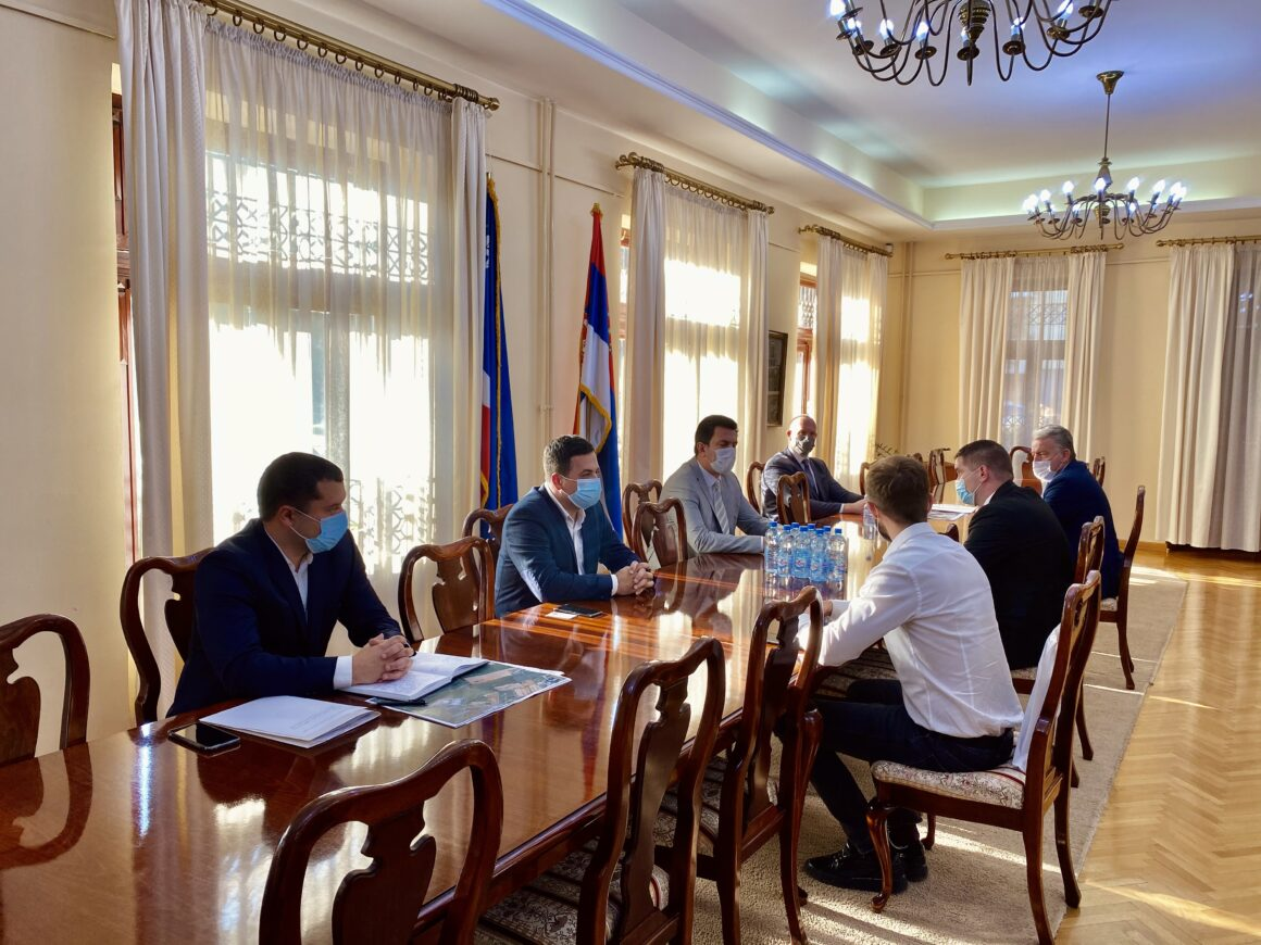 Састанак са потенцијалним руским инвеститорима