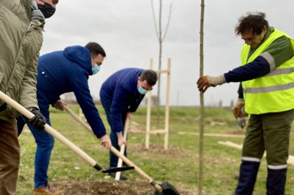 """Град Шабац подржао друштвено-одговорни пројекат """"Зелена Србија"""""""