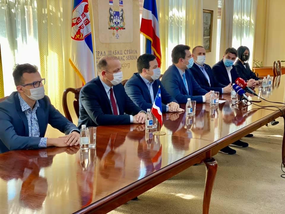 Одржана конференција за медије поводом одржавања 15. Међународне бициклистичке трке Београд Бањалука