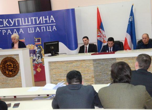19. седница Скупштине града Шапца
