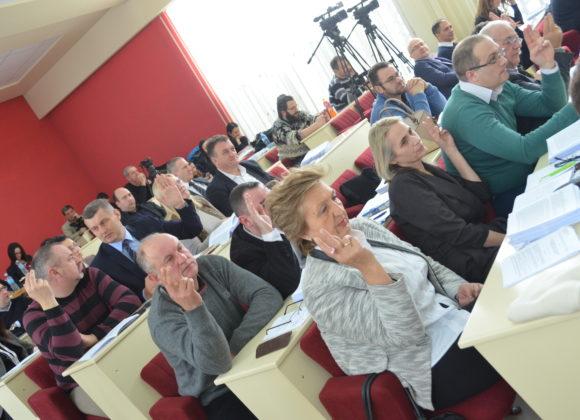 20. седница Скупштине града Шапца
