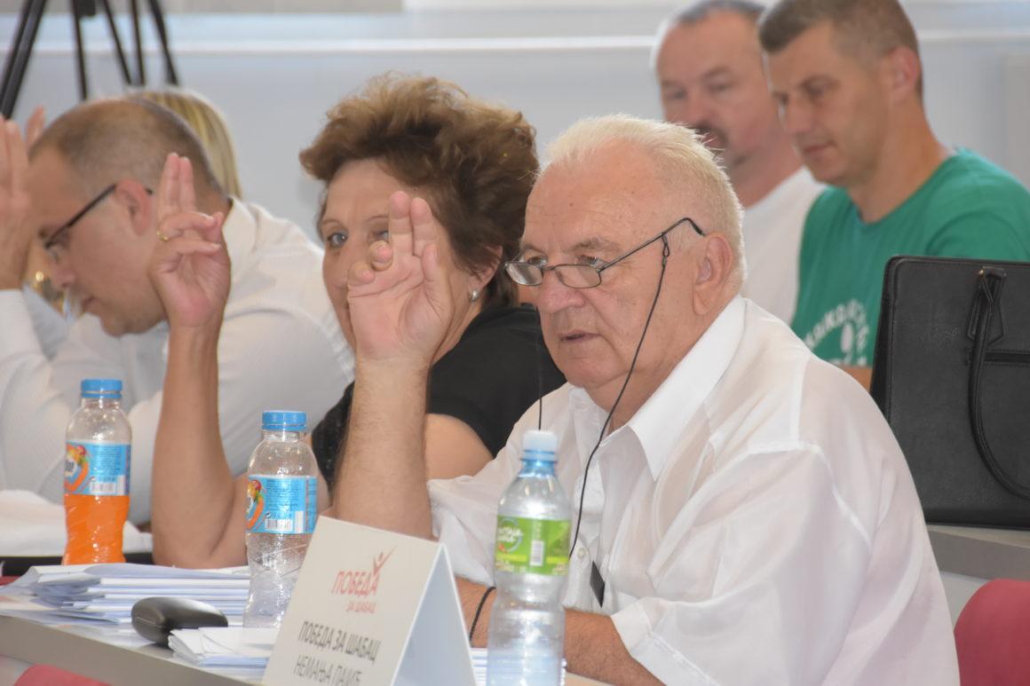 22. седница Скупштине града Шапца