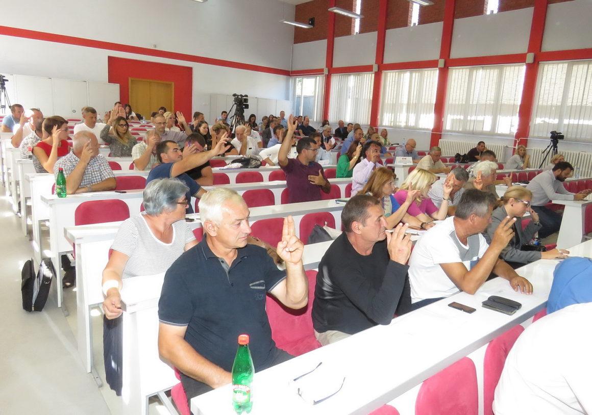 24. седница Скупштине града Шапца