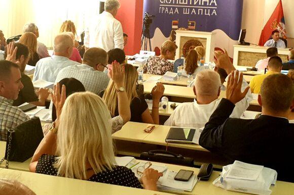 Скупштина града усвојила завршни рачун за прошлу и ребаланс буџета за ову годину