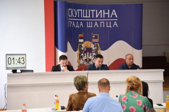 Одржана 34. седница градска Скупштине