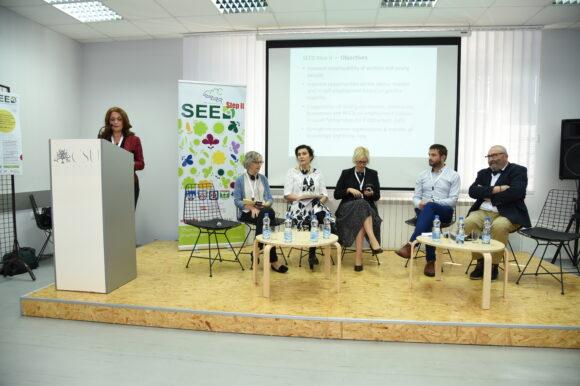 Одржана Завршна конференција пројекта SEED STEP II