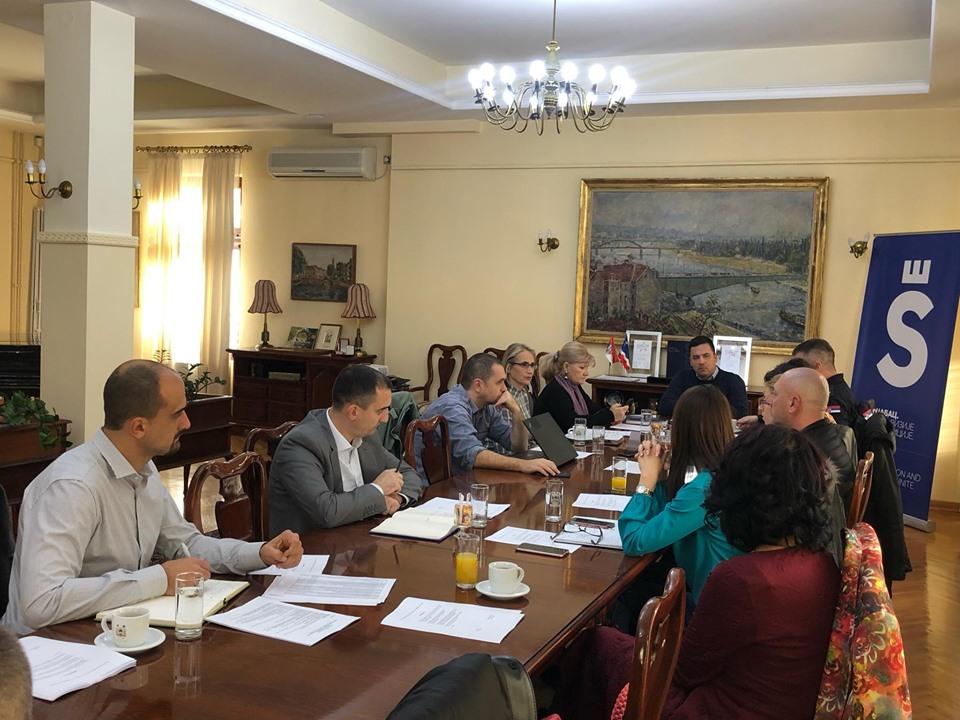 Одржана седница Тела за координацију послова безбедности у саобраћају