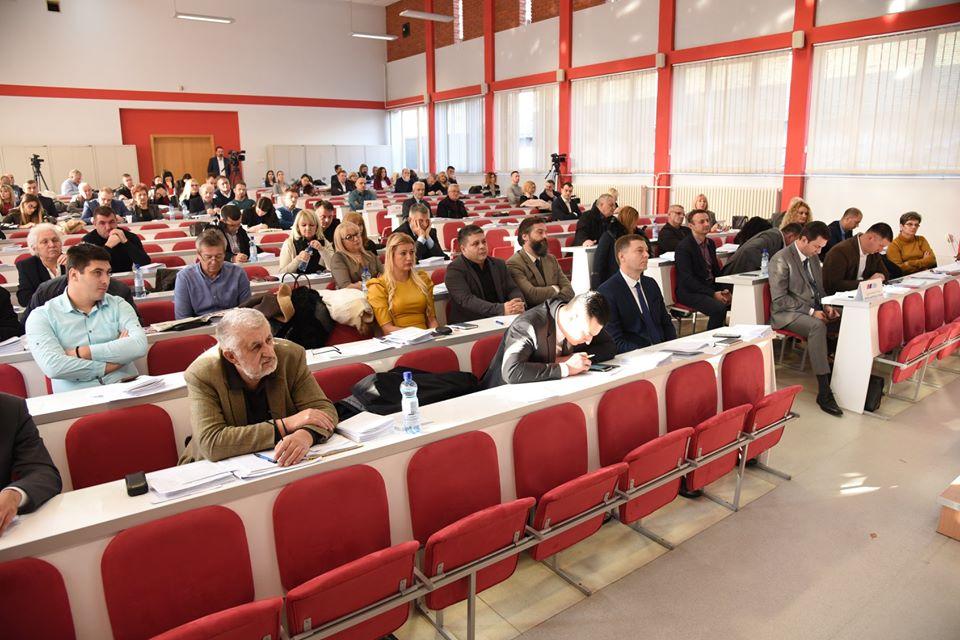 Активности одборника – 38. седница