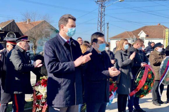 Обележени Дан државности Републике Србије и Сретење Господње