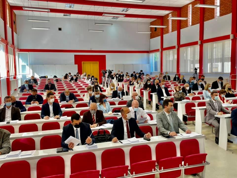 Одржана 8. седница Скупштине града Шапца
